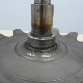 turbocharger rotor2-2