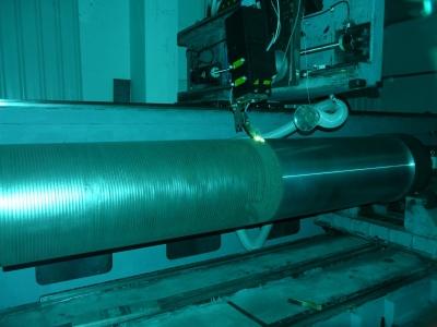 煤炭液压立柱熔覆涂层