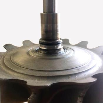 turbocharger rotor2-1